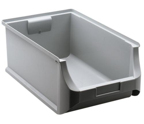Stapelbox Gr. 5 Grau ProfiPlus Box 5 Allit 456225 Sichtlagerbox