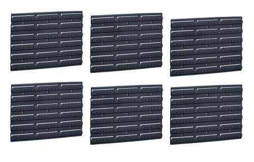 6x Werkzeugwand für Stapelboxen ProfiPlus Endless 27 Allit 457080