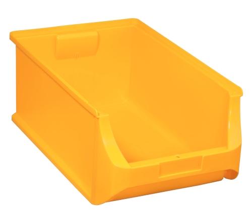 Stapelbox Gr. 5 Gelb ProfiPlus Box 5 Allit 456218 Sichtlagerbox