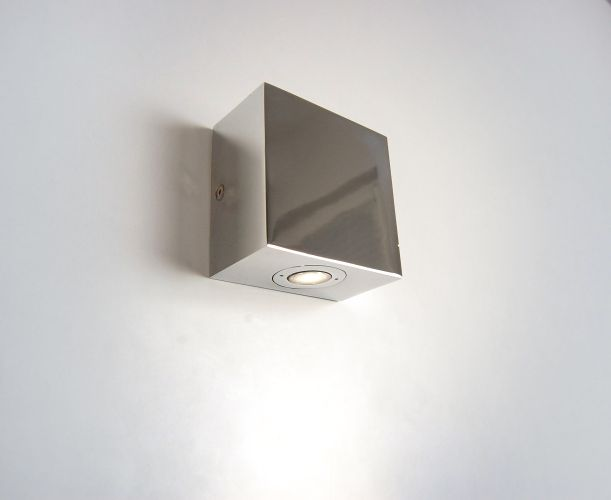 LED Wandleuchte DecoMode 5264167 Elias 1 Watt Badezimmerlampe