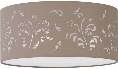 deckenleuchte stofflampe fischer honsel 22902 flora. Black Bedroom Furniture Sets. Home Design Ideas