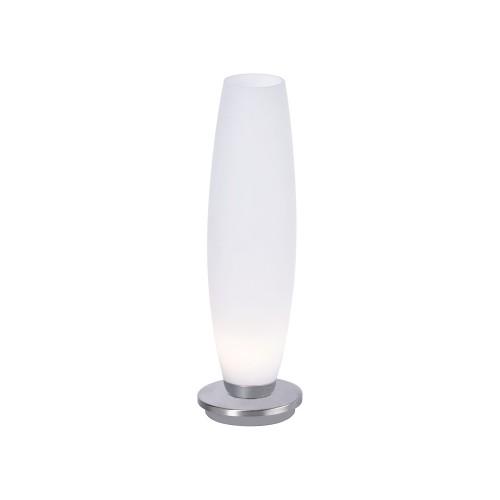 LED Tischleuchte Paul Neuhaus Tyra 4027-55 Beistelllampe Touchdimmer Eisen Glas