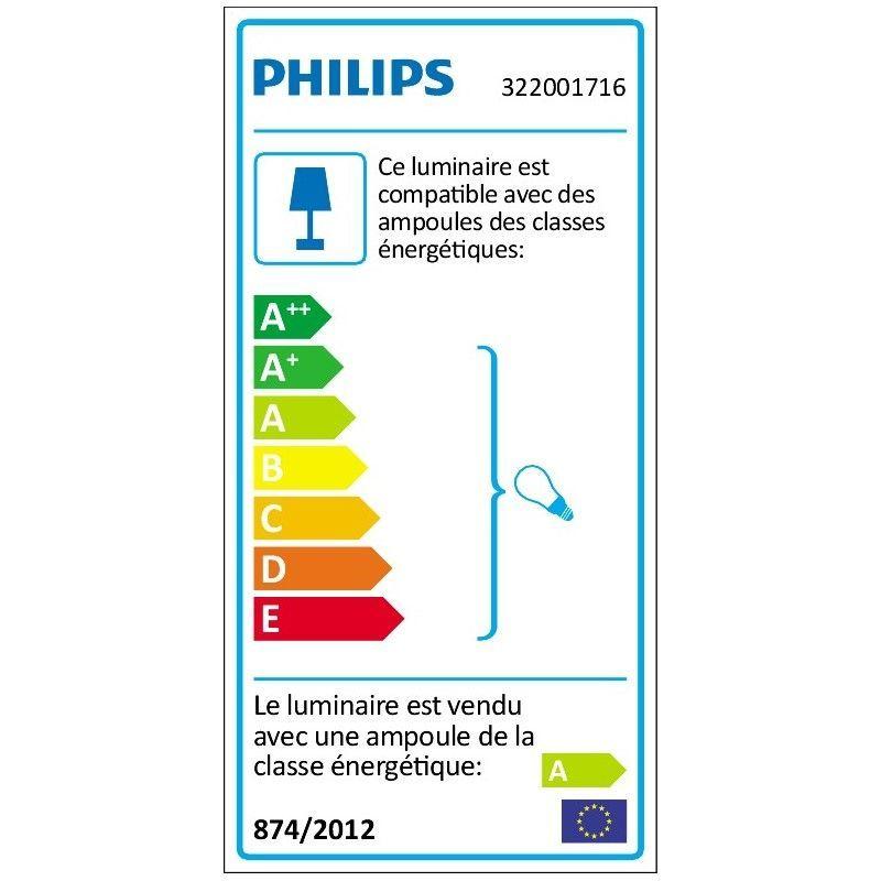Deckenleuchte Philips Badezimmerlampe Oculus 322001716