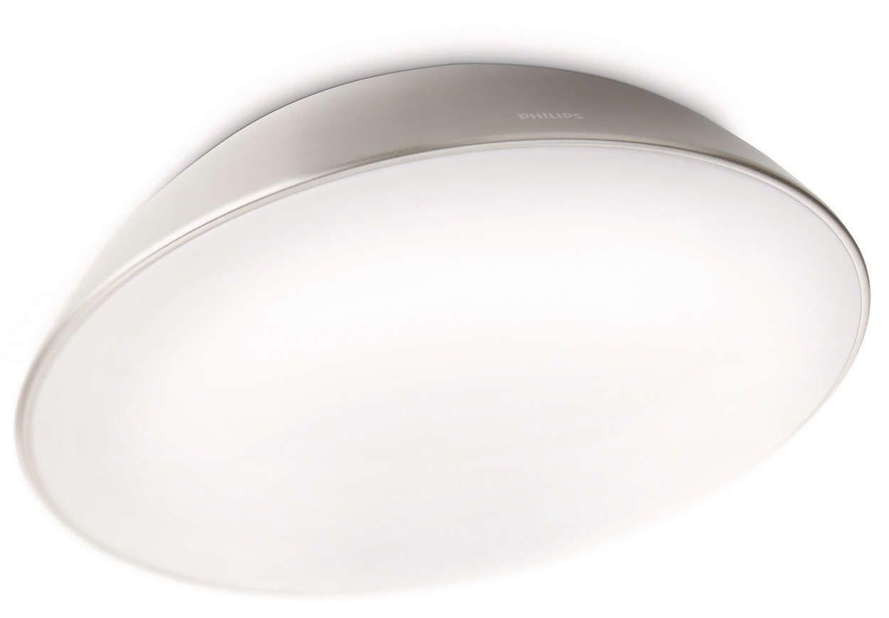 Deckenleuchte philips badezimmerlampe oculus 322001716 for Flur deckenleuchte